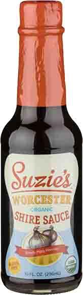 Suzie's Organic Worcestershire Sauce