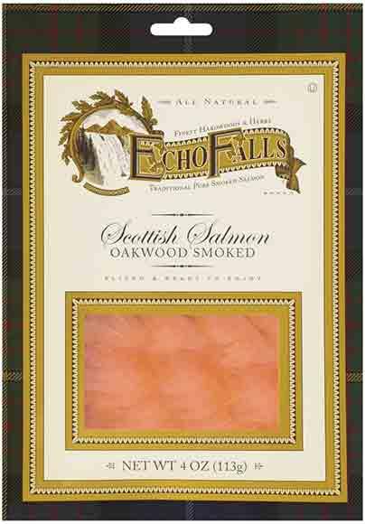 Echo Falls Smoked Salmon