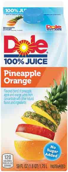 Dole 100% Juice