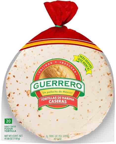 Guerrero Caseras Tortillas