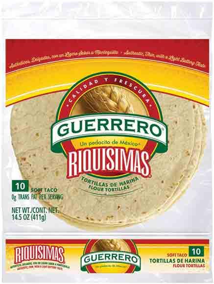 Guerrero Tortillas