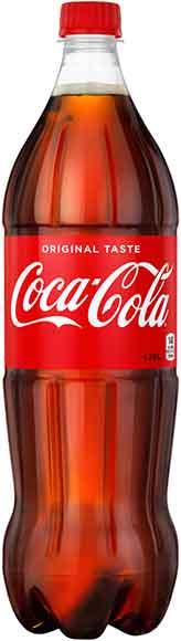 Coca-Cola 1.25 Liters