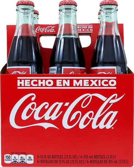 Coca-Cola 6 Packs