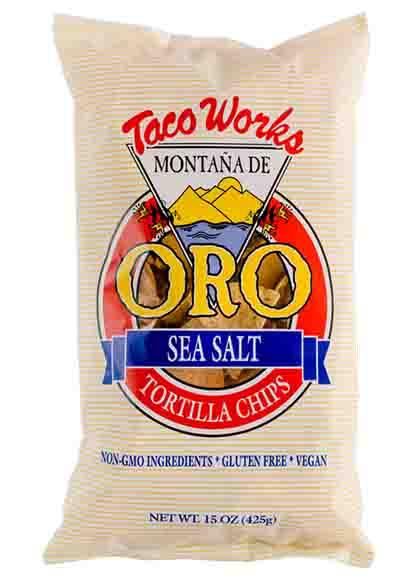 Taco Works Montana De Oro Chips