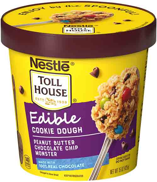 Tollhouse Edible Cookie Dough