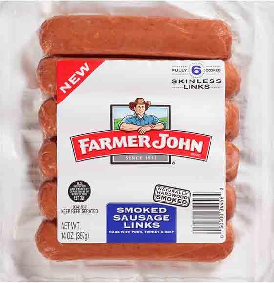 Farmer John Link Sausages