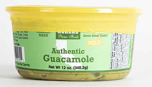 Norcal Guacamole