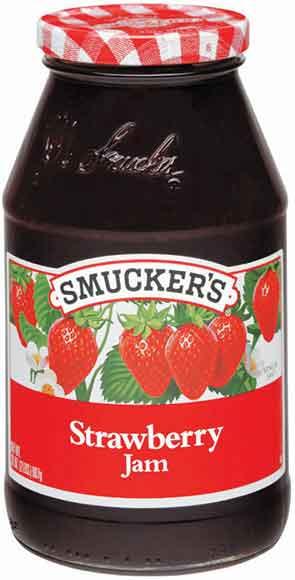 Smucker's Strawberry Jam