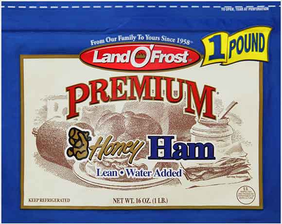 Land O'Frost Lunchmeat