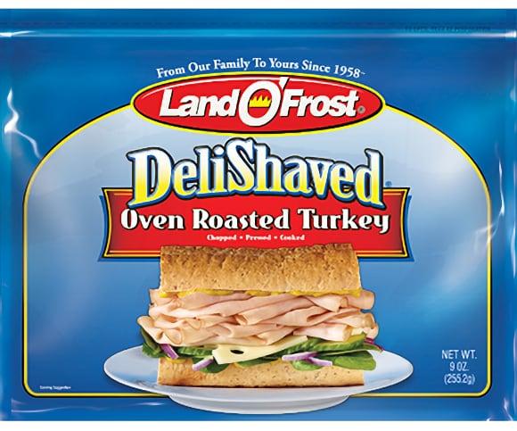 Land O Frost Deli Sliced Meat