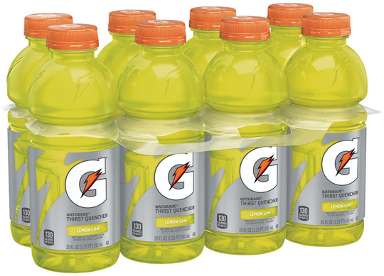 Gatorade 8 Packs