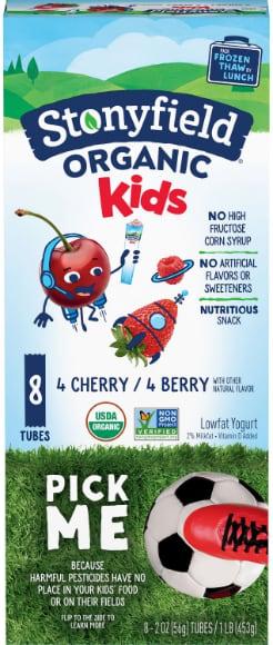 Stonyfield Kids Yogurt