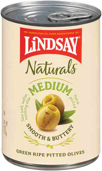 Lindsay Natural Olives
