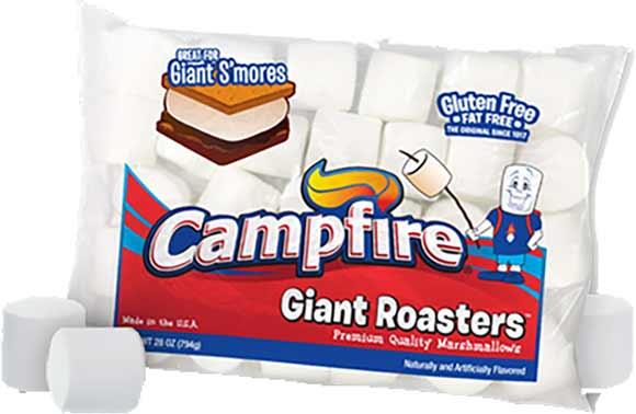 Campfire Giant Roasting Marshmallows