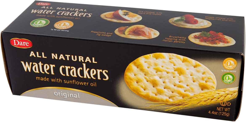 Dare Breton Water Crackers