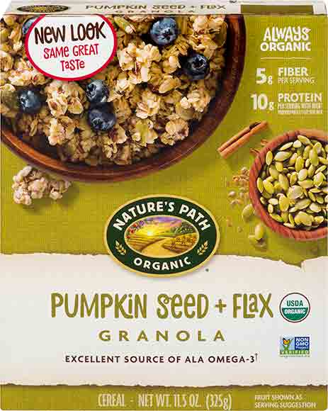 Nature's Path Organic Granola or Cereal