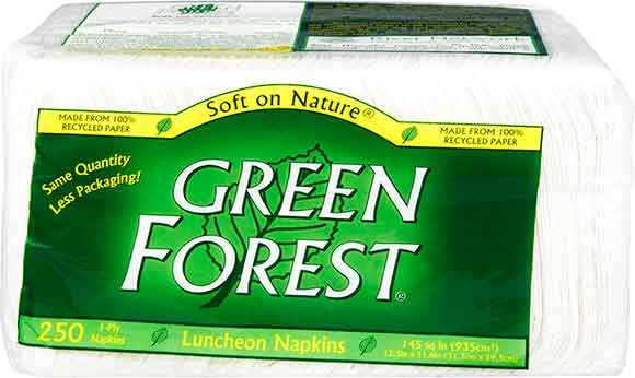 Green Forest Napkins