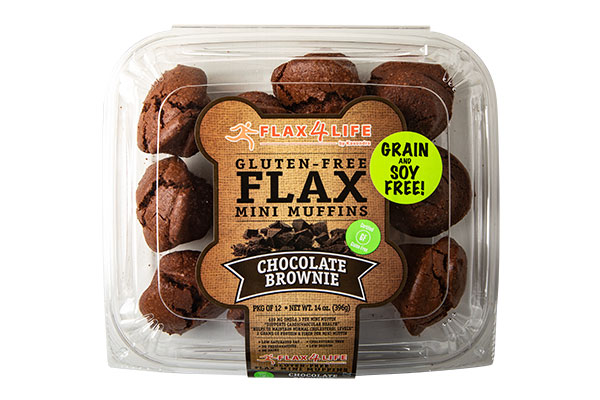Flax 4 Life Muffins or Brownie Bites