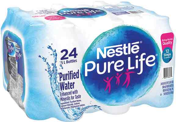 Nestle Purelife Water