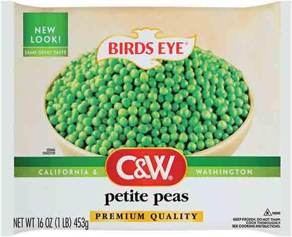 C&W Frozen Vegetables