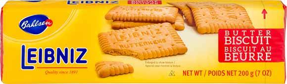Bahlsen Cookies