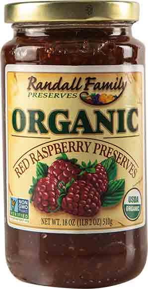Randall Family Organic Preserves
