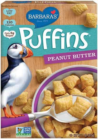 Barbara's Cereals