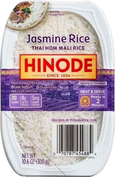 Hinode Heat & Serve Rice