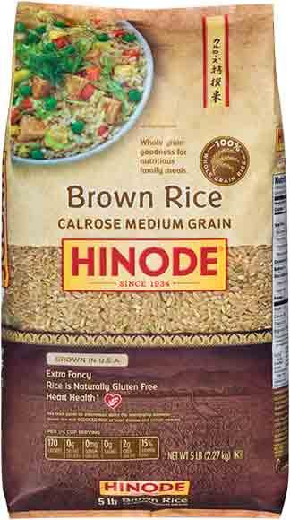 Hinode Rice