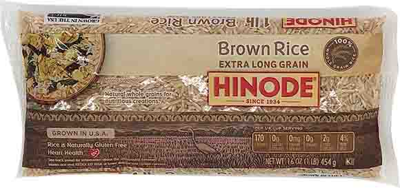 Hinode Brown Rice