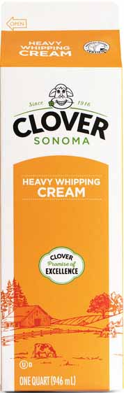Clover Sonoma Whipping Cream
