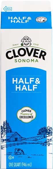 Clover Half & Half