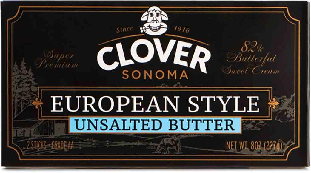 Clover European Style Butter