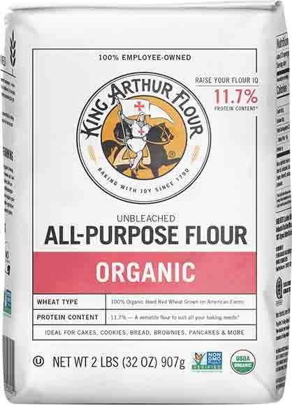 King Arthur OrganicFlour
