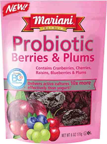 Mariani Probiotic Dried Fruits