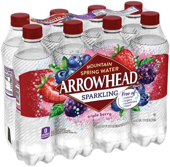 Arrowhead Sparkling Water