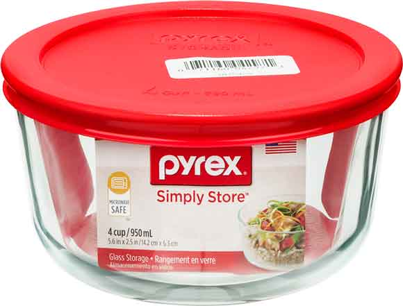 Pyrex Food Containers