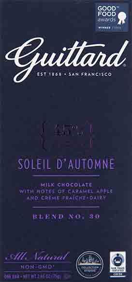 Guittard Chocolate Bars