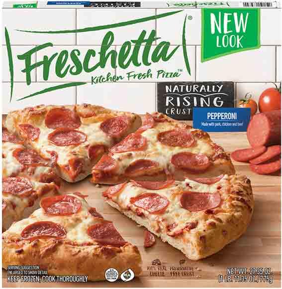 Freschetta Pizzas