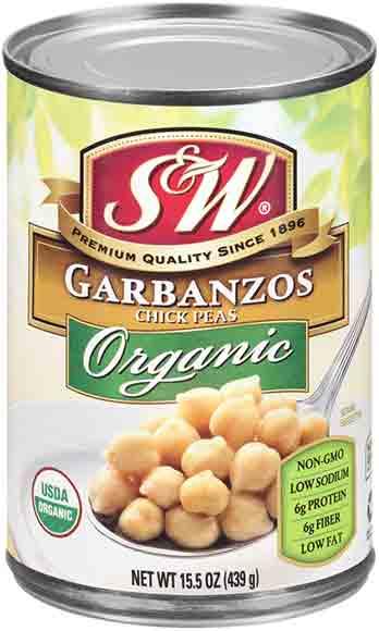 Organic Beans