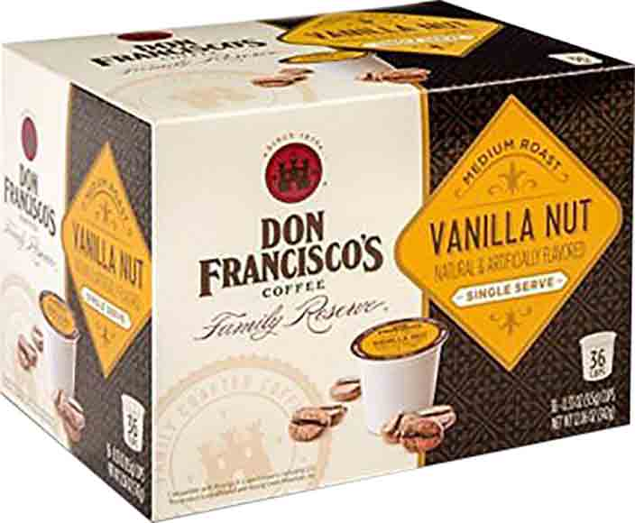 Don Francisco K-Cups