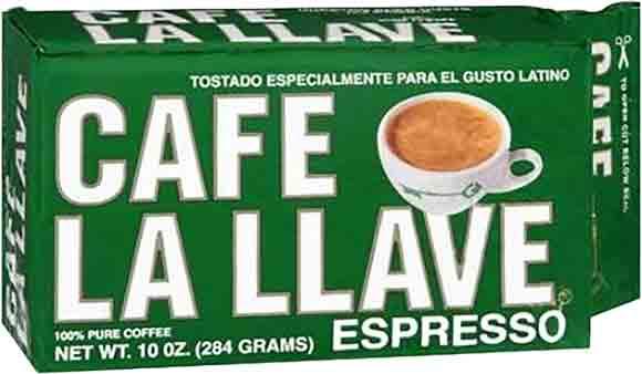 Cafe La Llave Espresso