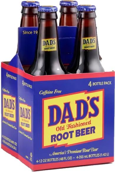 Dad's Root Beer Soda