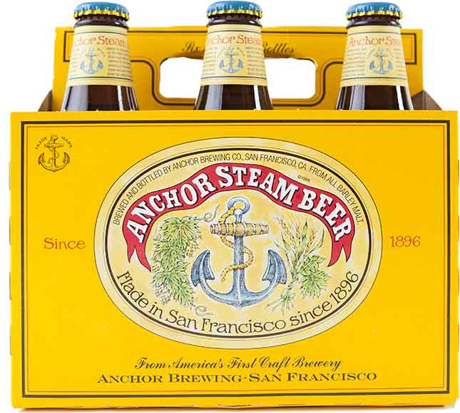 Anchor Brewing 6-Packs