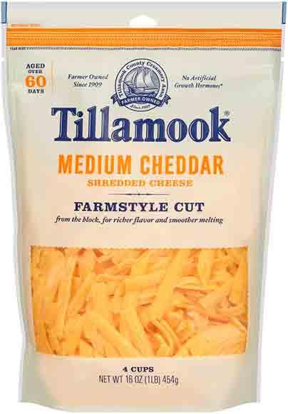 Tillamook Shredded Cheese