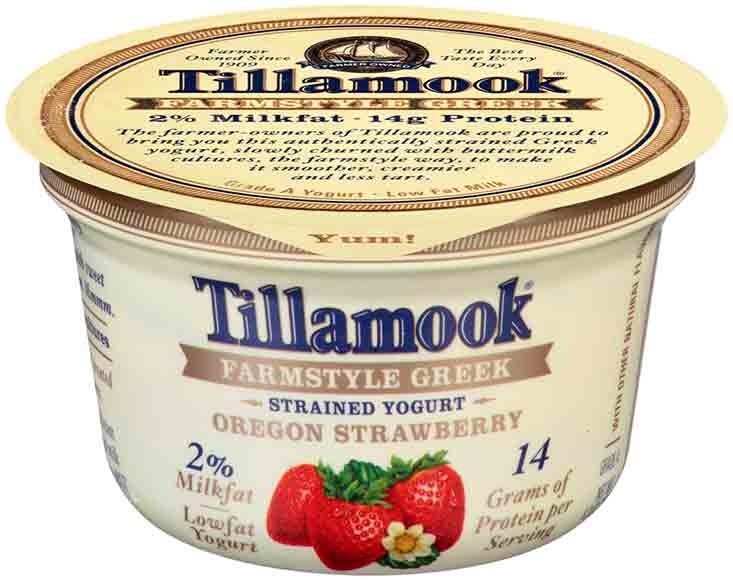 Tillamook Greek Yogurt