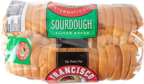 Francisco Sliced French Bread