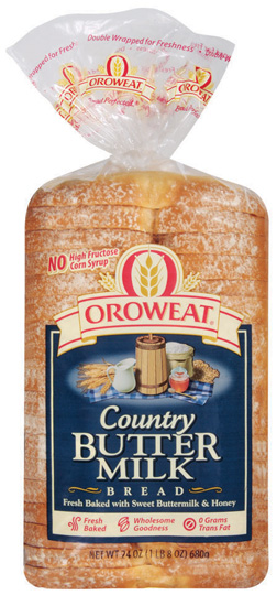 Oroweat Bread
