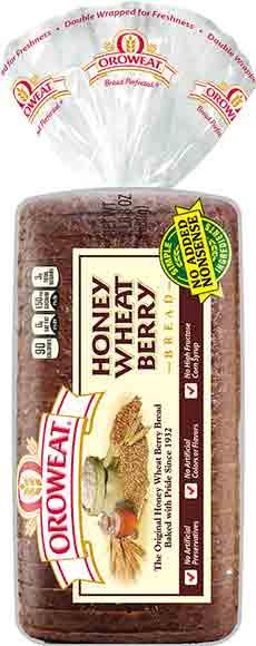 Oroweat Bread or EnglishMuffins