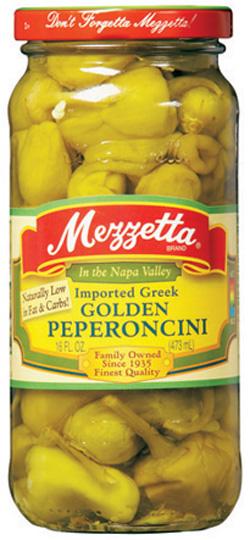 Mezzetta Giardiniera Mix or Peppers